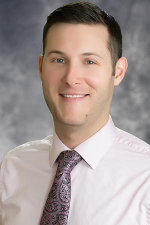 Ryan MacDonald, PA-C Headshot