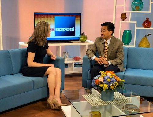 Dr. Lee Discusses Painful Leg Cramps and Venous Insufficiency on Mass Appeal