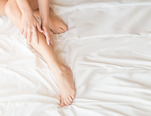 Leg Cramps at Night Could be a Sign of Venous Insufficiency