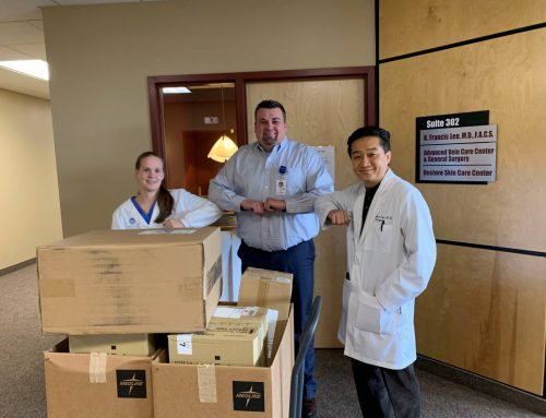 AVCC Steps up to Help during COVID-19 Outbreak