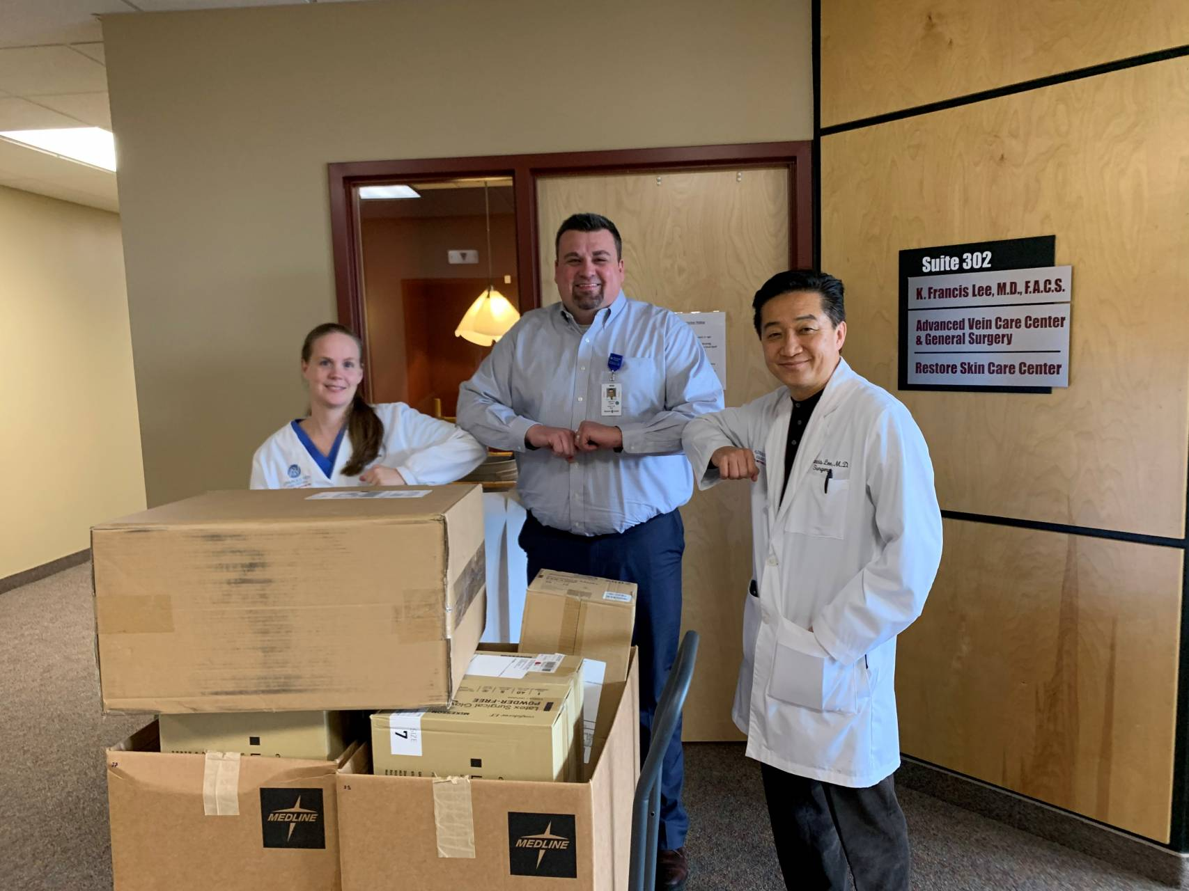 donation during COVID-19 outbreak