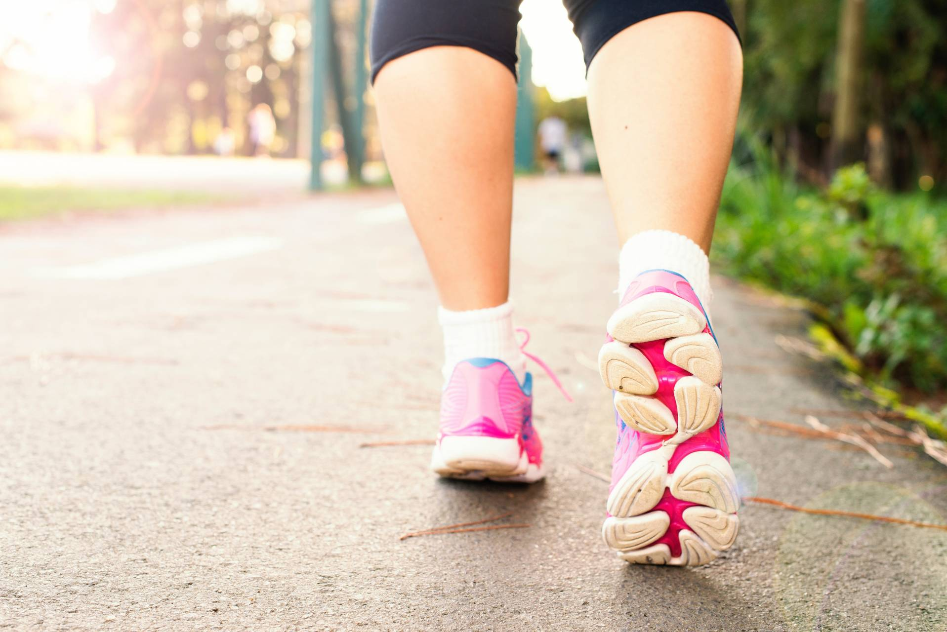 Take steps to regain your health