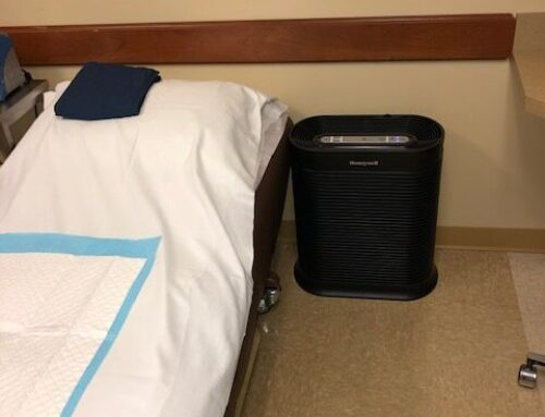 Our Next Level Safety Precautions: Air Purifiers